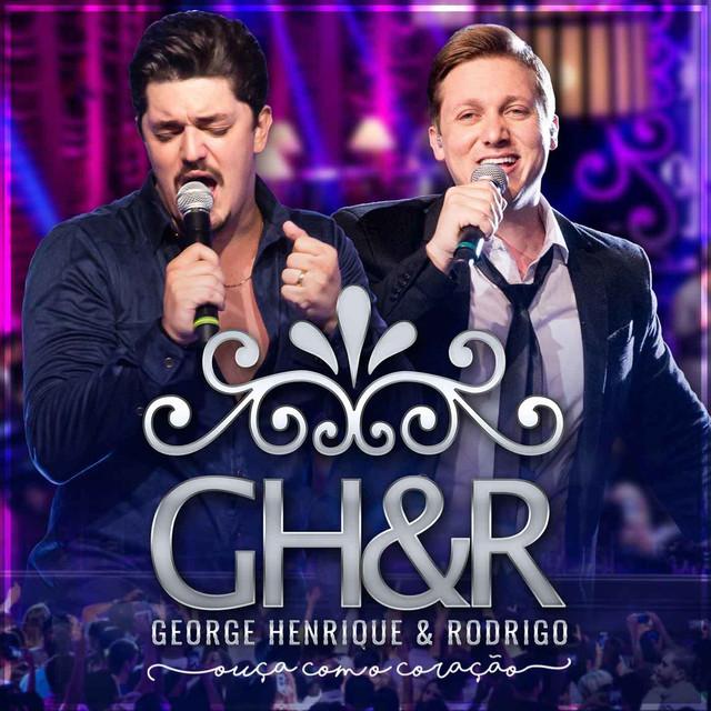 Album cover for Ouça Com o Coração by George Henrique & Rodrigo