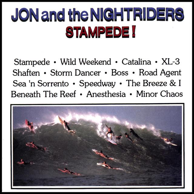 Jon Amp The Nightriders Stampede Songtexte Lyrics