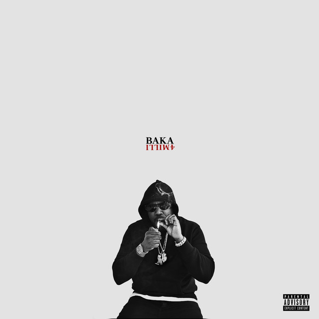 Album cover for 4Milli by Baka Not Nice