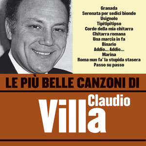 Le più belle canzoni di Claudio Villa album