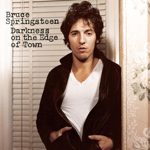 Darkness on the Edge of Town (2010 Remastered Version) Albumcover