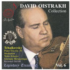 Tchaikovsky: Chamber Works, Vol. 6 Albümü