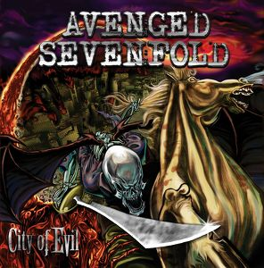 City Of Evil Albumcover