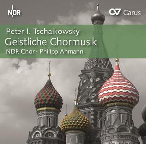 Tchaikovsky: Sacred Choral Music Albümü
