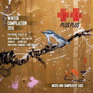 Plus Plus Winter Compilation 2015 Albumcover