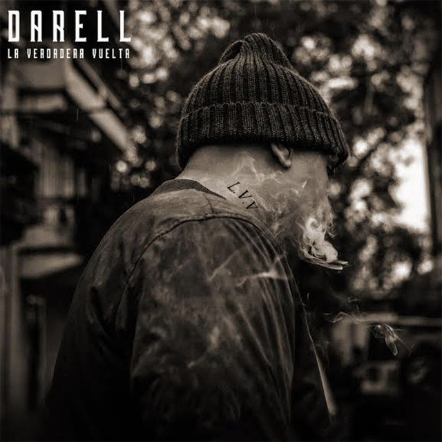 Album cover for La Verdadera Vuelta by Darell
