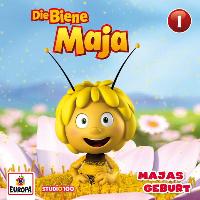 Die Biene Maja Cover