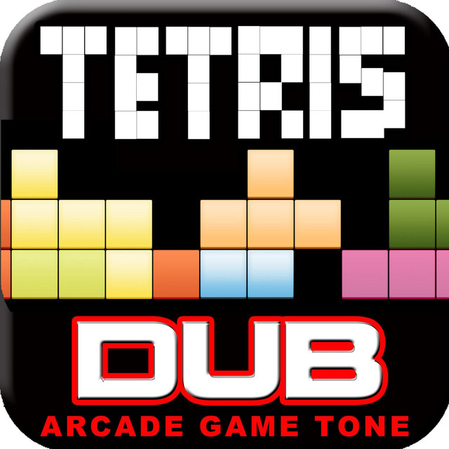 Tetris Dubstep Remix, Arcade Video Game Theme Music (feat  Classic
