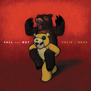 Fall Out Boy America's Suitehearts cover