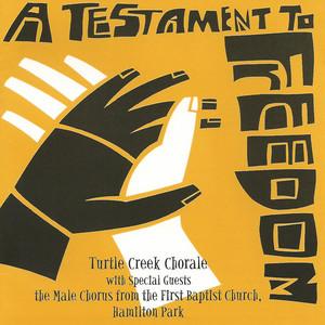 A Testament to Freedom album