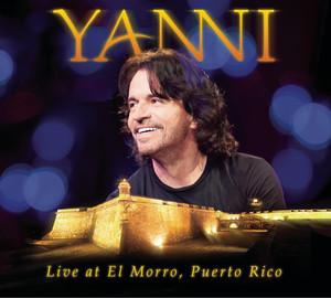 Yanni - Live at El Morro, Puerto Rico Albumcover