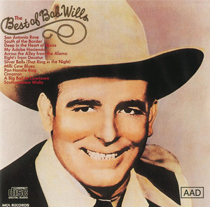 Bob Wills & His Texas Playboys, Jack Lloyd San Antonio Rose cover