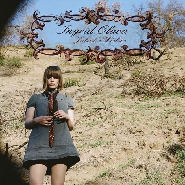 Album cover for Juliet's Wishes by Ingrid Olava