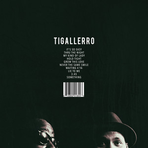 Phonte, Phonte, Eric Roberson It's So Easy cover