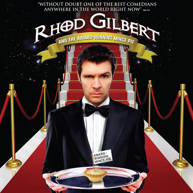 Rhod Gilbert tickets and 2018 tour dates