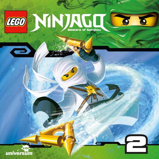 Lego NINJAGO: Folge 4-6: Traue niemals einer Schlange Cover