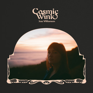 Album cover for Cosmic Wink by Jess Williamson