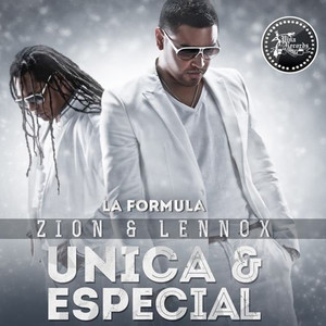 Unica Y Especial - Single Albümü