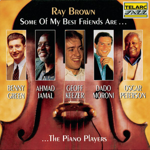 Some of My Best Friends Are...... the Piano Players album