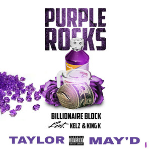 Purple Rocks - Single