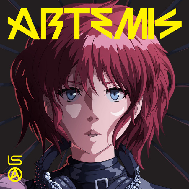 Album cover for Artemis by Lindsey Stirling