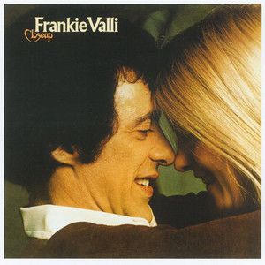 Frankie Valli, Frankie My Eyes Adored You cover