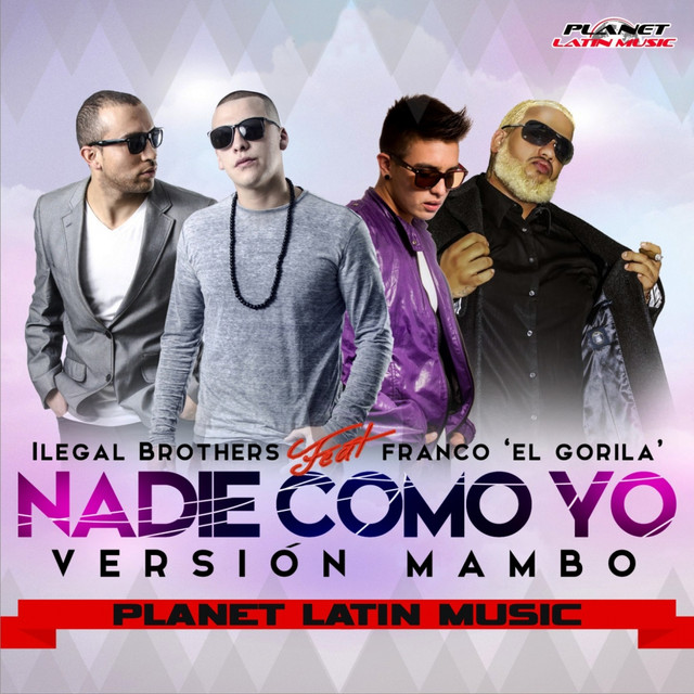 Nadie Como Yo (Mambo Version)
