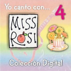 Yo Canto Con Miss Rosi 4 (Colección Digital) Albumcover