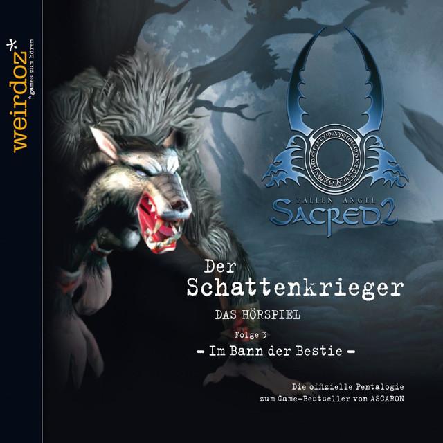 Sacred - Der Schattenkrieger - Folge 3 - Im Bann Der Bestie Cover
