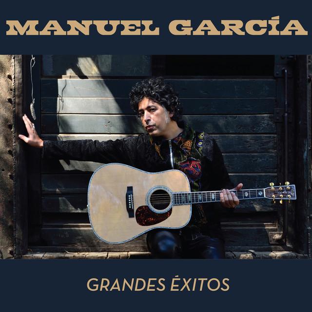 Album cover for Grandes Éxitos by Manuel Garcia