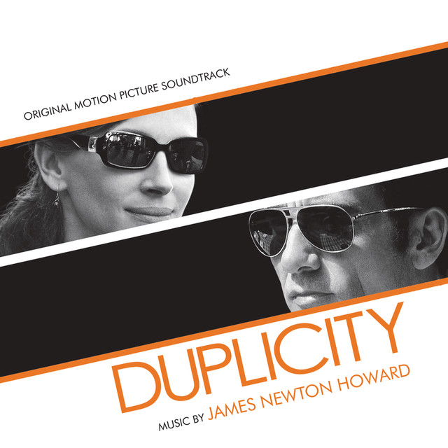 Duplicity (Original Motion Picture Soundtrack) Albumcover