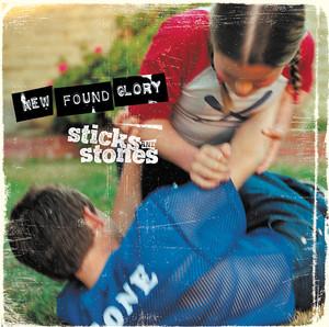 Sticks And Stones Albumcover