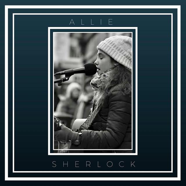 Album cover for Allie Sherlock by Allie Sherlock