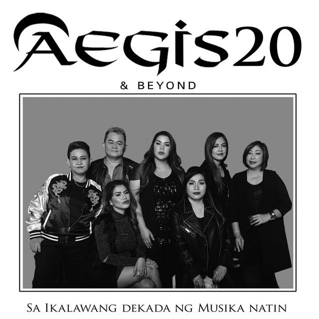 Album cover for Aegis 20 & Beyond (Sa Ikalawang Dekada Ng Musika Natin) by Aegis