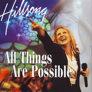 All Things Are Possible (Live) Albumcover