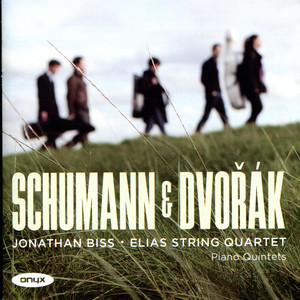 Elias String Quartet, Piano Quintet No. 2 in A, Op. 81: I. Allegro, ma non tanto på Spotify