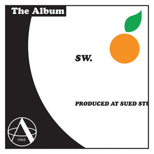 Album cover for Untitled by SW.