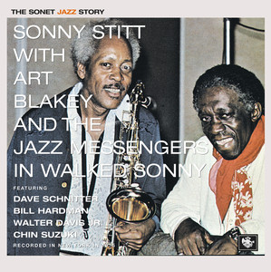 Sonny Stitt, Art Blakey It Might As Well Be Spring cover