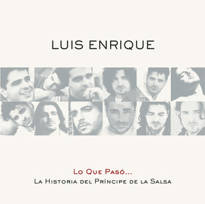 Lo Que Pasó... La Historia Del Príncipe De La Salsa album
