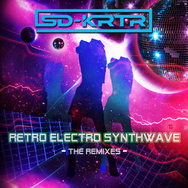 A Thought Lost In Time Retro Electro Version A Song By Sd Krtr