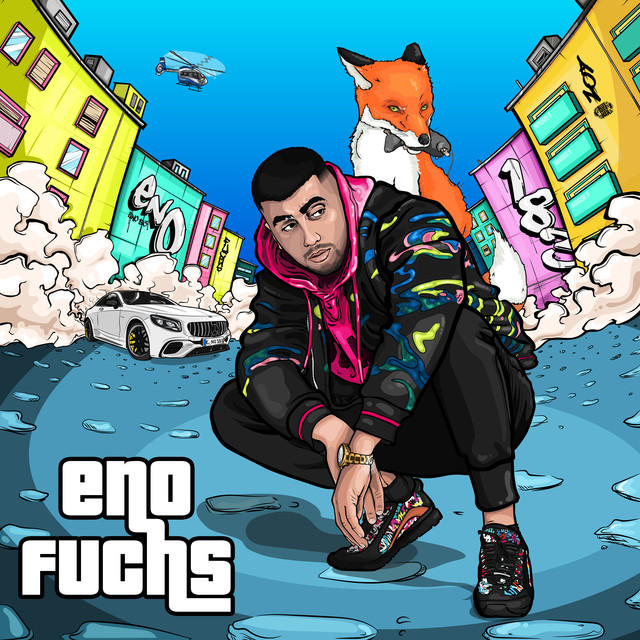Album cover for FUCHS by Eno