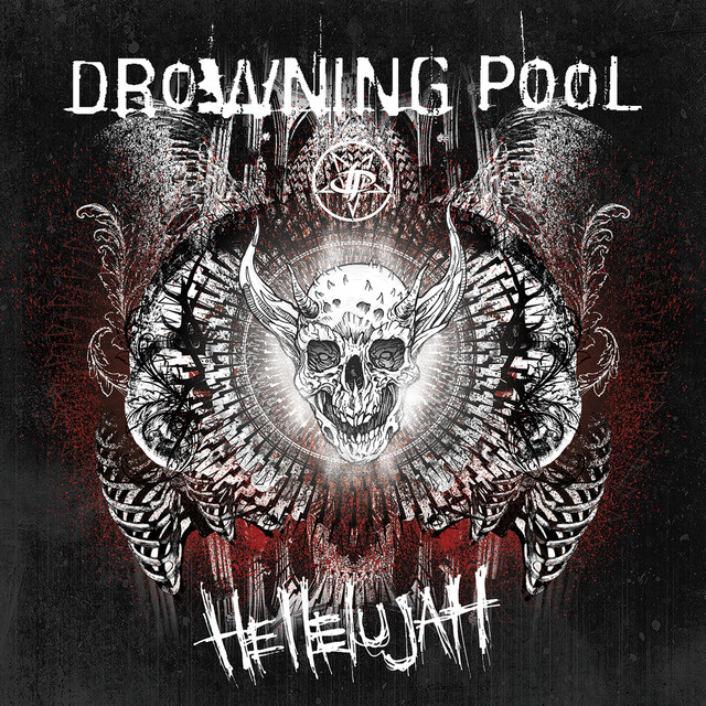 Album cover for Hellelujah by Drowning Pool