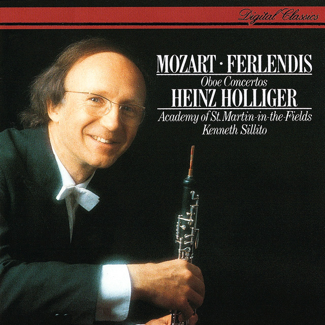 Mozart & Ferlendis: Oboe Concertos