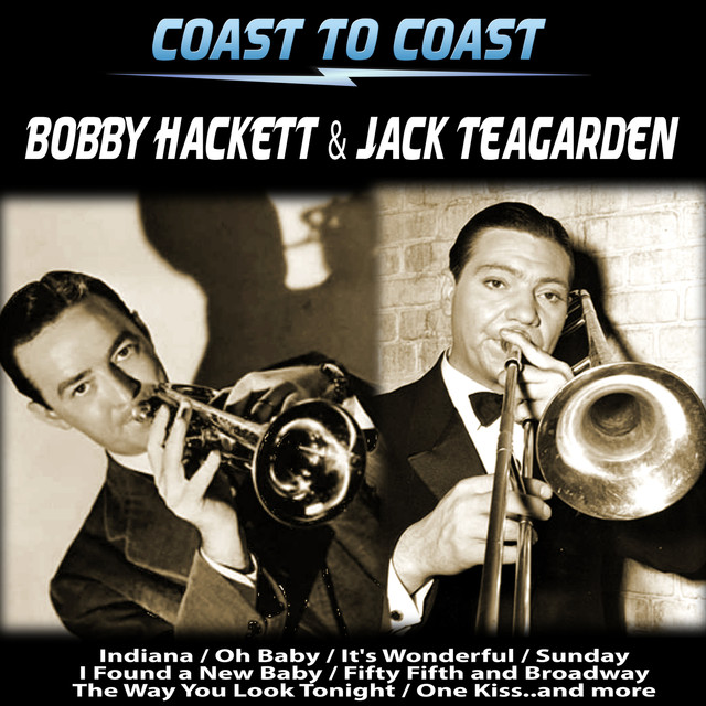 Bobby Hackett Coast to Coast album cover