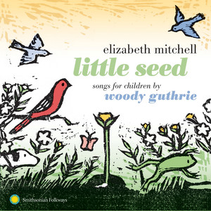 Little Seed: Songs for Children by Woody Guthrie Albumcover