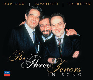 The Three Tenors In Song Albümü
