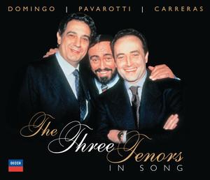 The Three Tenors In Song Albümü