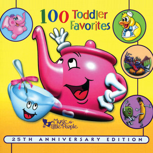 100 Toddler Favorites, Vol. 1 album