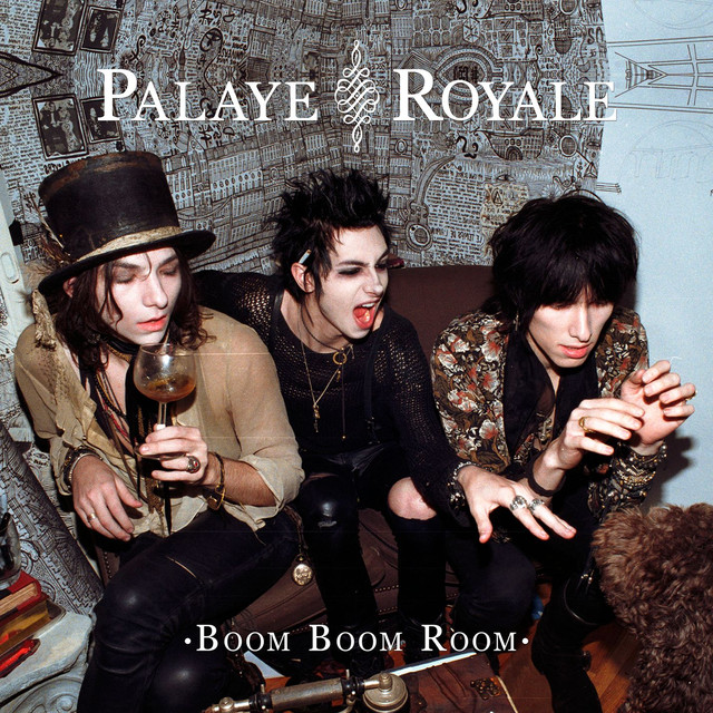 Album cover for Boom Boom Room (Side A) by Palaye Royale