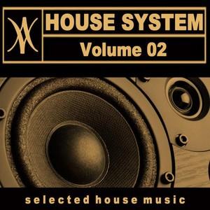 House System, Vol. 2 Albumcover
